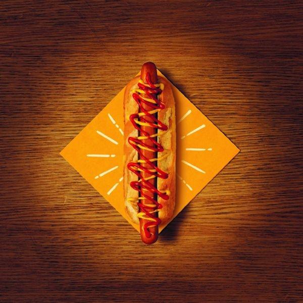 Halal 90g Sausage